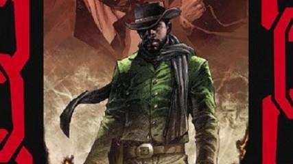 Django Unchained couverture comics