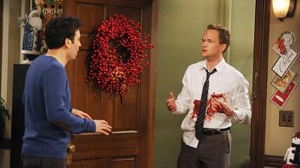 la chemise sanglante de Barney