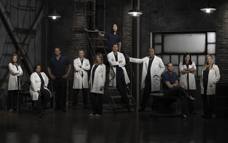 Grey's Anatomy : un mid-season finale   Brain Damaged