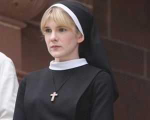 american horor story lily rabe sister mary eunice