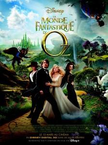 Le monde fantastique d'Oz affiche française