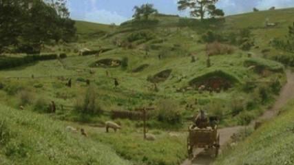 Comté trou de hobbit