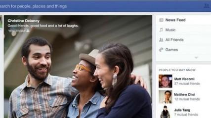 Facebook le nouveau fil d'actualités