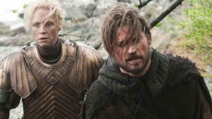 Game of Thrones, Jaime and Brienne
