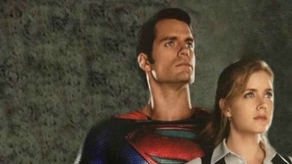 Man of Steel superman lois Une
