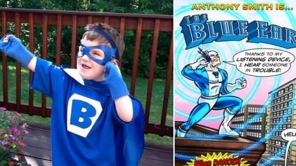 Marvel crée un héros inspiré d'un enfant malentendant