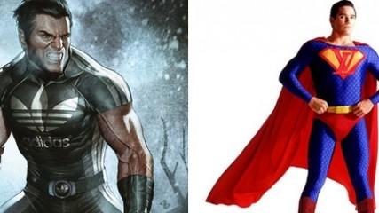 Super-héros sponsorisés une