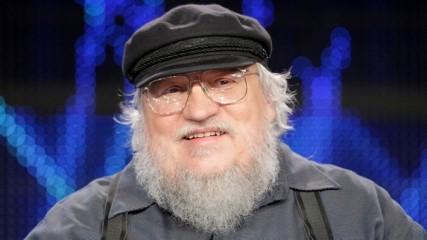 George RR Martin veut accélérer le rythme d'écriture de Game of Thrones