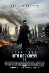 Nouvelle affiche pour Star Trek Into Darkness