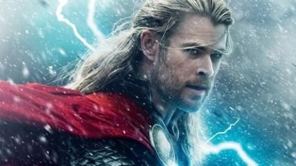 Première affiche Thor 2 Une