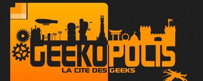 festival geekopolis les 25 et 26 mai à paris
