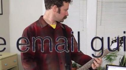 la guitare email