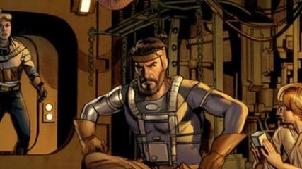 the star wars le scénario original de star wars adapté en comics