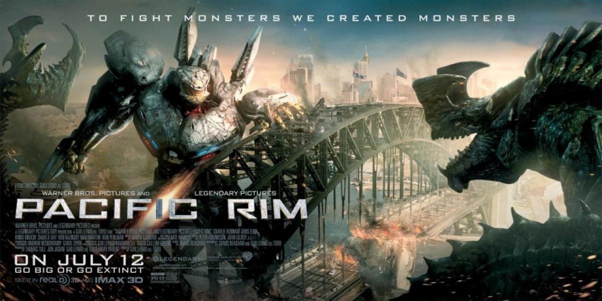Pacific Rim : Bannière gigantesque   Brain Damaged Pacific Rim 2013 Bluray