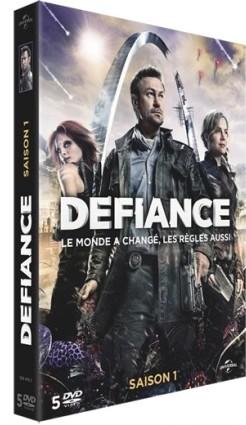 Defiance saison 1 en français