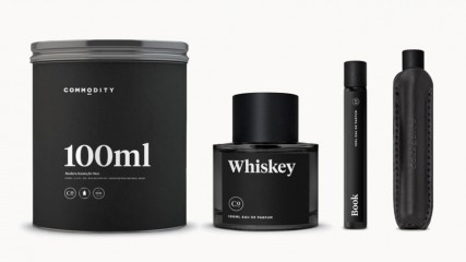 Parfum whiskey