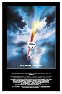 Superman I affiche