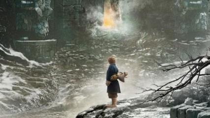 The Hobbit la desolation de Smaug premiere affiche trailer