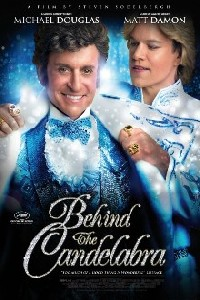 ma vie avec liberace-behind the candelabra-affiche