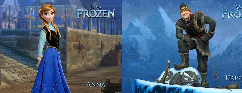 La reine des neiges images des personnages brain damaged - Personnage reine des neige ...