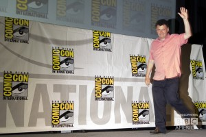 Moffat San Diego Comic Con