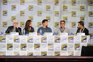 Panel Bones comic cons