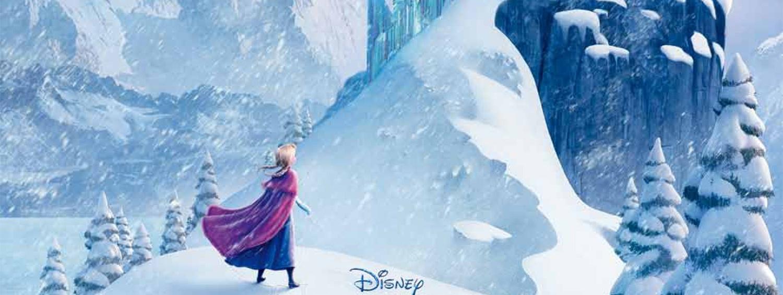 La reine des neiges anna en affiche brain damaged - La reine des neige anna ...