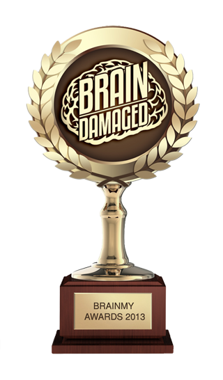 BRAINMY AWARDS retaillé vertical