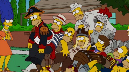 Emmy Awards Les simpsons deja laureat et edition 2014 avancee
