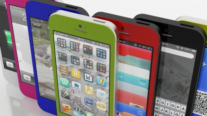 Le nouvel Iphone presente en septembre