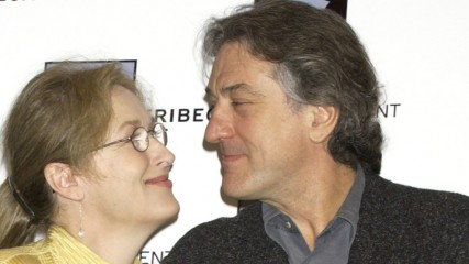 Robert De Niro et Meryl Streep pour The Good House