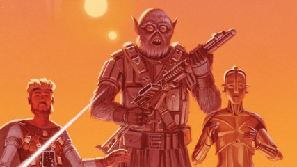 The Star Wars Bande-annonce des comic books