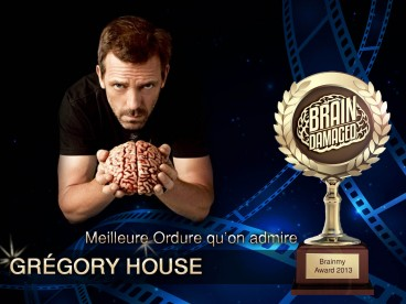 Brainmy Awards 2013 : le palmarès