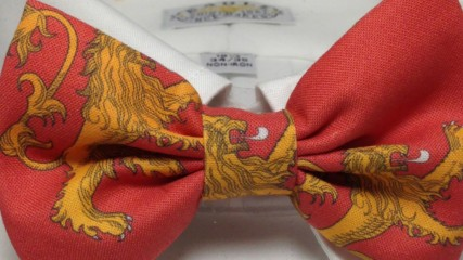 Game of thrones bow ties are cool