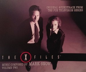 bande originale septembre the x files volume two