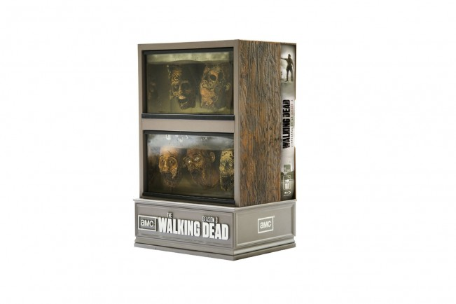 Coffret Blu Ray The Walking Dead edition Collector Ultime 1600 exemplaires