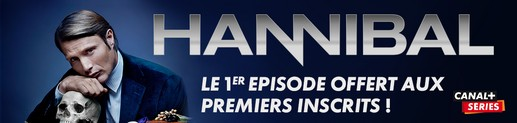 hannibal 1er pisode offert par canal plus brain damaged. Black Bedroom Furniture Sets. Home Design Ideas