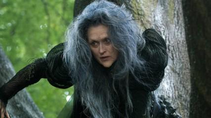 Into the Woods : Meryl Streep en sorcière - une