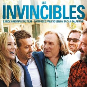 les-invincibles bande originale