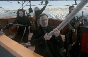 Once Upon A Time saison 3 : Bienvenue à Neverland - bateau