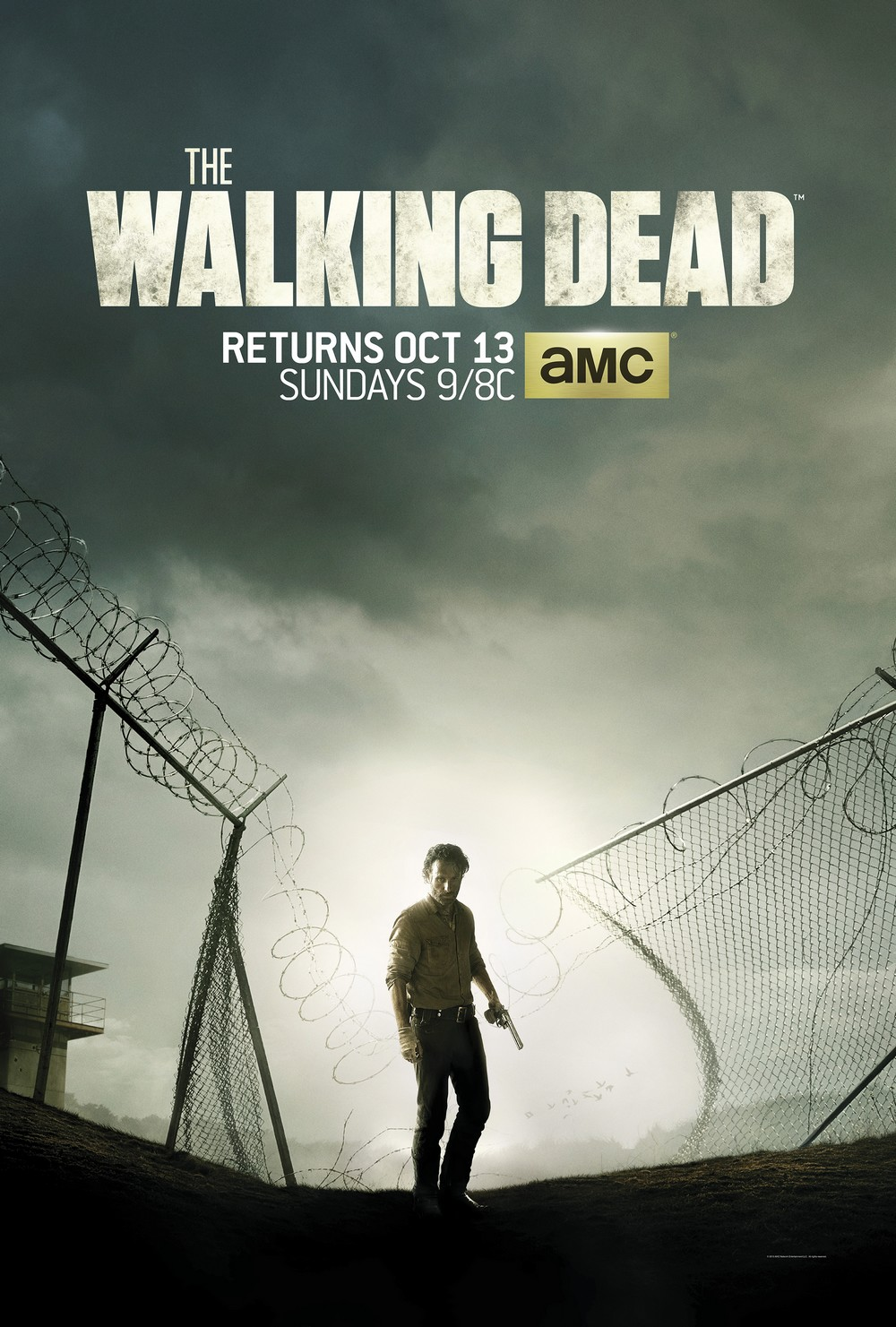 The Walking Dead Saison 4 VOSTFR