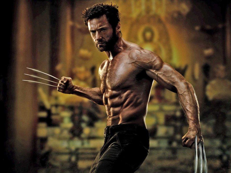 Parodie porno de Wolverine