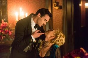 Dracula Jonathan Rhys Meyers NBC critique pilote
