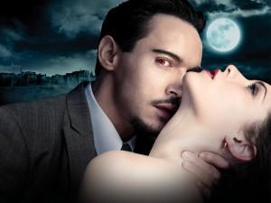 Dracula Jonathan Rhys Meyers NBC critique pilote image interne