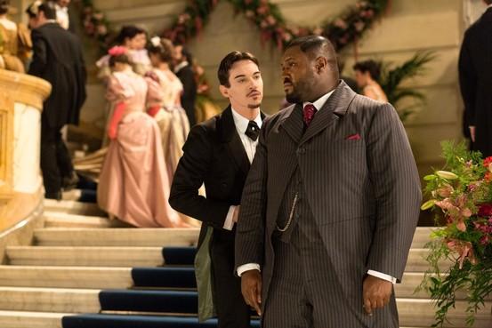 Dracula Jonathan Rhys Meyers  RM renfield NBC critique pilote image interne