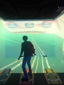Jeux Vidéo l'Expo : Immersion Kinect