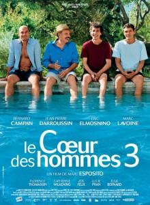 Sorties Cinéma du 23 octobre 2013 - Le Coeur des Hommes 3