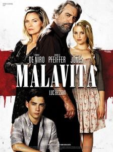 Sorties Cinéma du 23 octobre 2013 - Malavita