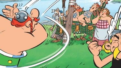 Asterix chez les pictes : par toutatis ça c'est du retour - Une