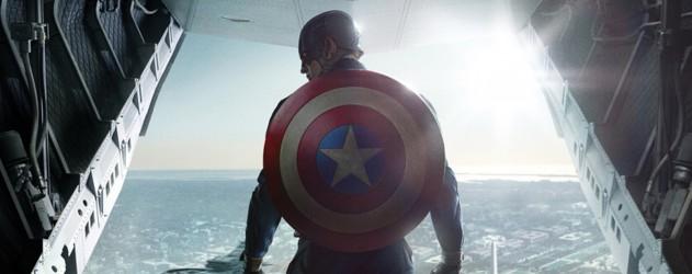 Captain America Le soldat de l'hiver : Première affiche - Une